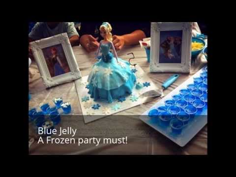 Frozen birthday party ideas – Food ideas from Australia's party sharing website