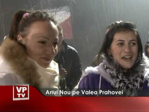 Anul Nou pe Valea Prahovei