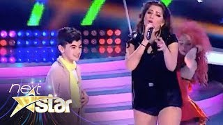 "Omar Arnaout si Elena de la Mandinga - Shakira si Alejandro Sanz - ""La Tortura"" - Next Star"