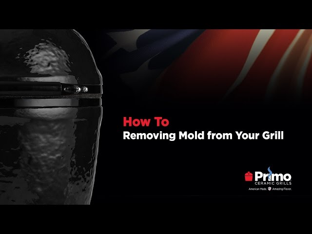 How To | Remove Mold and Mildew From the Grill