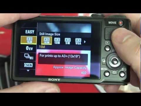 Sony Cyber-Shot DSC-HX9V Digitally Digested