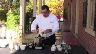 Decadent Holiday Beverages ~ Recipe Thyme At The Carolina Inn ~ Chapel Hill, NC