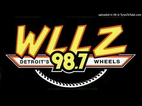 98.7 WLLZ Detroit - 1/13/95 - Mike Dung aircheck