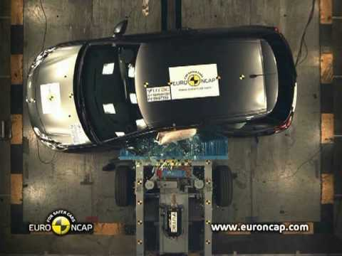 Citroen DS3 Citroen DS3: Crash test EuroNCAP