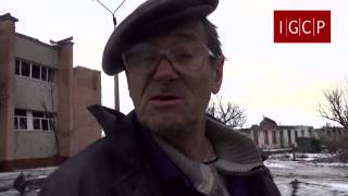 """""""Айдаровец расстрелял мою внучку!"""" (Война в Донбассе. Прямая речь. Выпуск 5)"""