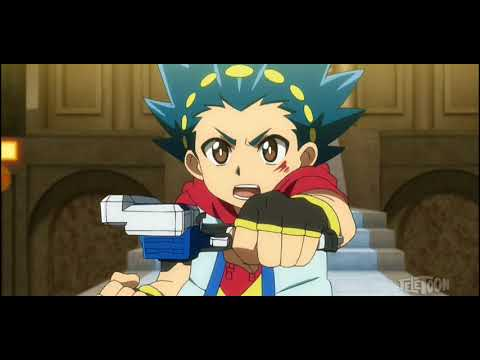 Beyblade Burst Evolution: Kuza vs Valt