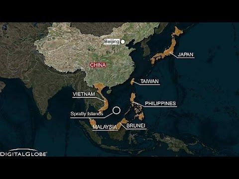 Κόντρα Κίνας – ΗΠΑ στη Νότια Σινική Θάλασσα
