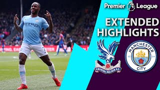 Video Crystal Palace v. Manchester City   PREMIER LEAGUE EXTENDED HIGHLIGHTS   4/14/19   NBC Sports MP3, 3GP, MP4, WEBM, AVI, FLV April 2019