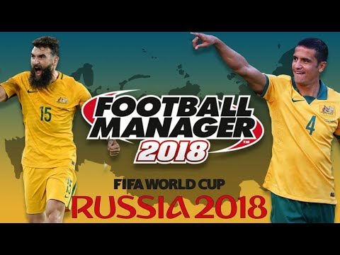 World Cup Challenge | Australia - Part 3 | Football Manager 2018 (видео)