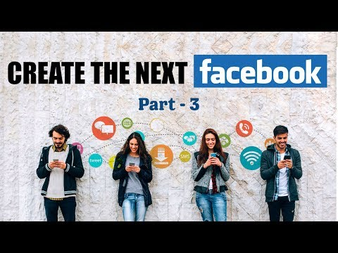 Projects In Enterprise Java   Creating A Social Network   Part 3   Eduonix