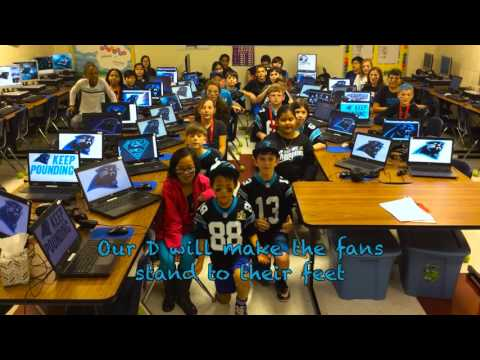 WATCH: Charlotte Elementary School Create A Dope Panthers Video!