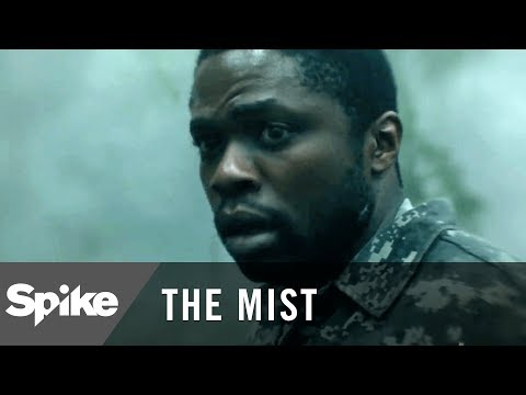 The Mist Character Profile: 'Meet Bryan Hunt'