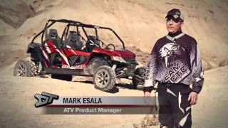 2. FIRST RIDE: 2013 Arctic Cat Wildcat 4 Preview