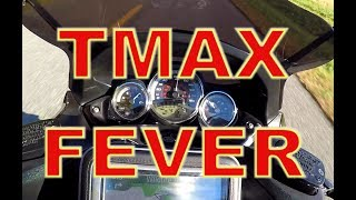10. TMAX Fever : Heat Related Fuel Issue : 2009-2011 Yamaha XP500 Scooters