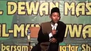"""Video Al Munawwariyyah """"Nyamar jadi KH.Anwar Zahid"""" MP3, 3GP, MP4, WEBM, AVI, FLV Mei 2019"""