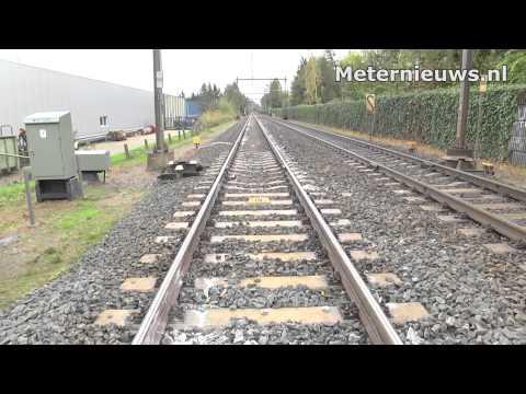 Oud-machinist Jan ten Kate niet verbaast onderzoek ontspoorde trein in Borne