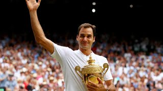 Roger Federer defeated Marin Cilic to win his eighth Wimbledon title on Sunday. The 35-year-old has won the title more often than any other man in the event's ...