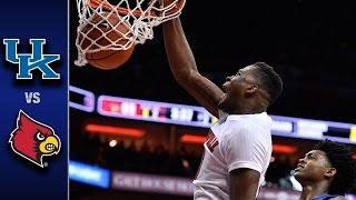 Louisville vs. Kentucky Basketball Highlights (2016-17)