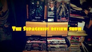 The Supagenius Review Show