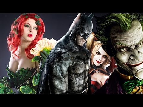 Top 10 Batman Arkham Facts You Probably Didn't Know
