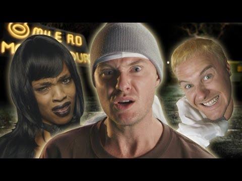"Eminem ft. Rihanna – ""The Monster"" PARODY"