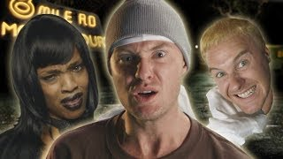 "Video Eminem ft. Rihanna - ""The Monster"" PARODY MP3, 3GP, MP4, WEBM, AVI, FLV September 2018"