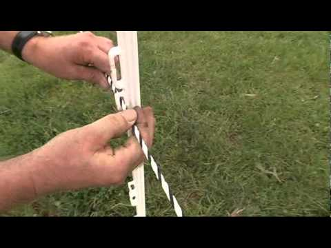HOW TO BUILD A COMPLETELY ENCLOSED GARDEN WITH FENCING OR