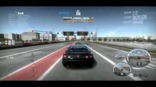 Need for Speed SHIFT videosu