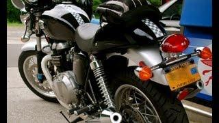 6. Triumph Thruxton 900