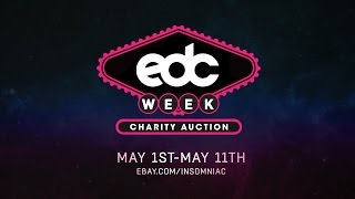 Now's your chance to bid on these once-in-a-lifetime artist packages, including a helicopter ride with Above & Beyond, a bottle of champagne at EDC with Armin van Buuren, a backstage hangout with Tiësto and much more. The EDC Week Charity Auction is LIVE - so, bid NOW!https://www.ebay.com/insomniacTrack:  Bass JamArtist:  Bonnie X ClydeLabel:  Insomniac RecordsLink:  https://itunes.apple.com/us/album/bass-jam/id1207146974?i=1207146998Subscribe NOW to Insomniac Events: http://insom.co/YouTubeFollow Insomniac:Facebook: http://facebook.com/insomniaceventsTwitter: http://twitter.com/insomniaceventsInstagram: http://instagram.com/insomniaceventsSnapchat: https://www.snapchat.com/add/insomniaceventsListen-In:Soundcloud: https://soundcloud.com/insomniaceventsMixcloud: https://mixcloud.com/insomniaceventsSpotify: https://play.spotify.com/user/insomniac_eventsWatch More:YouTube: https://www.youtube.com/insomniac