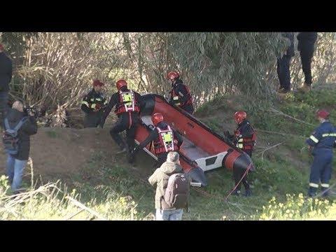 Βρέθηκε το αυτοκίνητο των 4 αγνοουμένων στον Γεροπόταμο