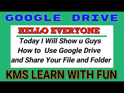 Video HOW TO USE GOOGLE DRIVE __ Share File and Folder and Picture download in MP3, 3GP, MP4, WEBM, AVI, FLV January 2017