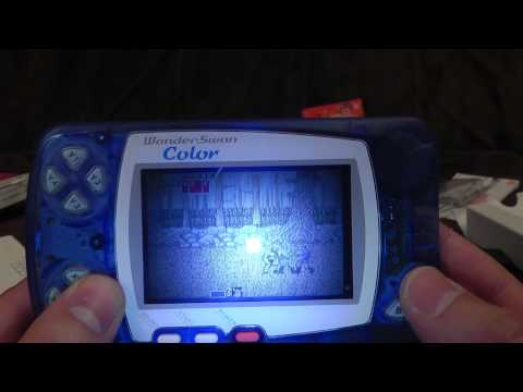 Bandai Wonderswan Color | Ashens