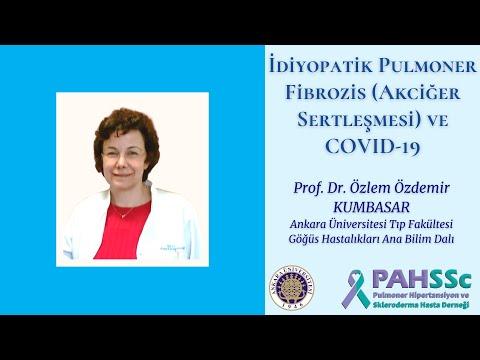 Prof. Dr. Özlem Özdemir KUMBASAR ile IPF ve COVID-19 - 2020.05.08