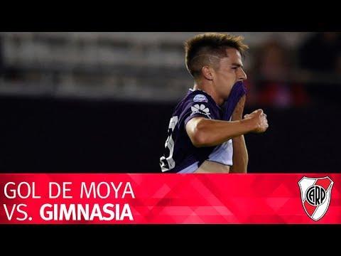 Gol de Moya vs. Gimnasia