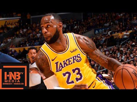 Los Angeles Lakers vs Denver Nuggets Full Game Highlights | 02.10.2018, NBA Preseason - Thời lượng: 9:28.