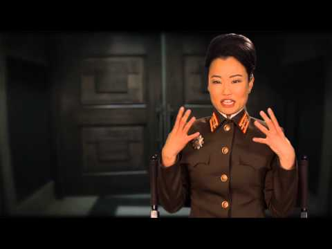 """The Interview: Diana Bang """"Sook"""" Behind the Scenes Movie Interivew 