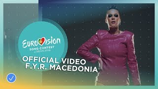 Video Eye Cue - Lost And Found - F.Y.R. Macedonia - Official Music Video - Eurovision 2018 MP3, 3GP, MP4, WEBM, AVI, FLV Juni 2018