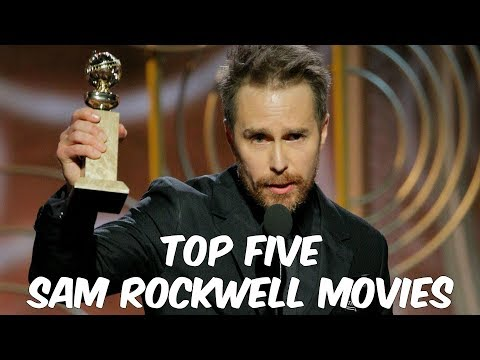 Top 5 Sam Rockwell Movies