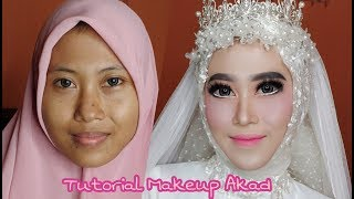 Video Tutorial Makeup akad | vlog wedding job #2 MP3, 3GP, MP4, WEBM, AVI, FLV Agustus 2018