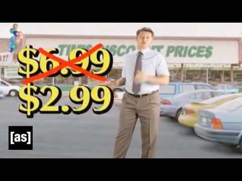 Prices - Tim and Eric