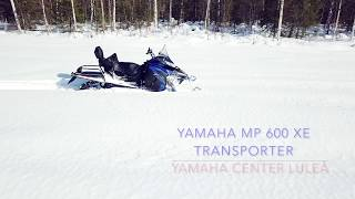 9. Yamaha MP Transporter 600 XE 2019 - Yamaha Center Luleå