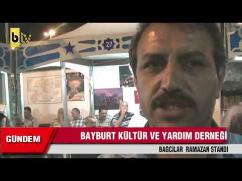istanbulda ramazan standları