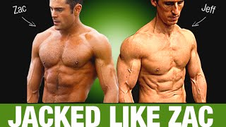 Video Zac Efron Workout and Diet Plan (BAYWATCH!!) MP3, 3GP, MP4, WEBM, AVI, FLV Mei 2019