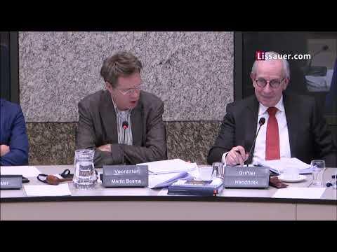 Martin Bosma (PVV) legt de rol van de elites uit
