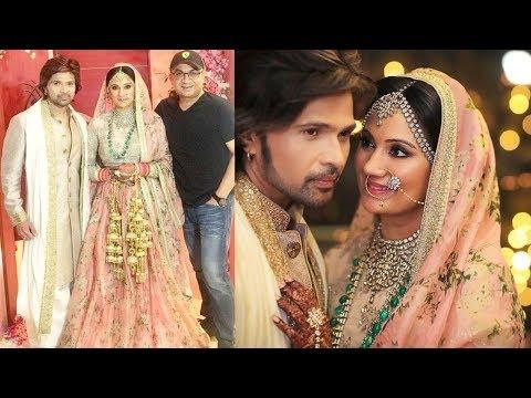 Himesh Reshammiya got second time married to gf Sonia Kapoor recently 😍