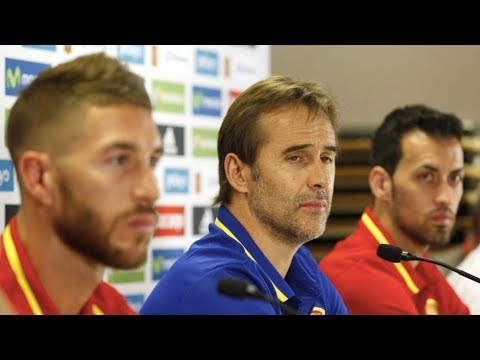 Spain SACK coach Julen Lopetegui ONE DAY before the World Cup - THE SITUATION