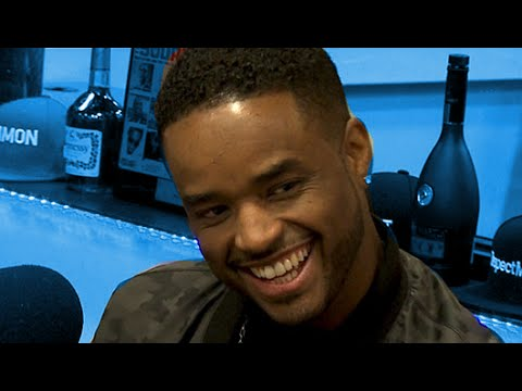 Larenz Tate Interview at The Breakfast Club Power 105.1 (04/07/2016) (видео)