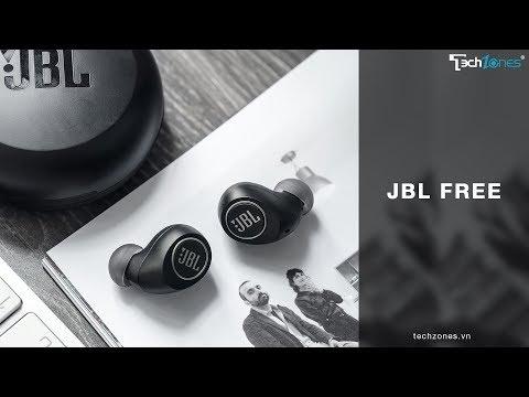 Đập hộp và giới thiệu JBL Free