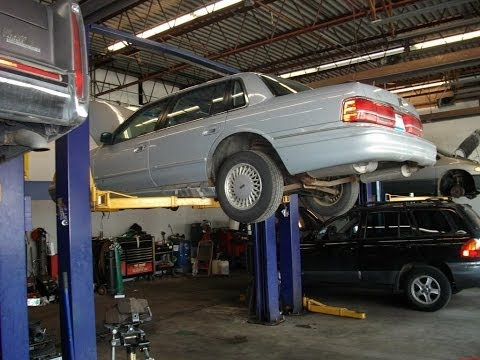 Канада 181: авторемонтный бизнес: гаражи, автосервисы, тарифы